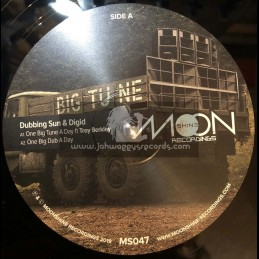 "Moonshine Recordings-12""-Special Patrol / Dubbing Sun And Digid Ft. Troy Berkley"