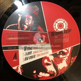 """High Elements-12""""-The Stone / The Stone (Reload) + Stone Reload Dub / Jideh High"""