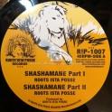 "Roots Ista Posse-10""-Shashamane / Roots Ista Posse + Beneath The Lion / Roots Ista Posse"