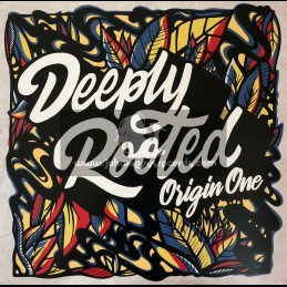 Nice Up Records-Lp-Deeply Rooted / Origin One