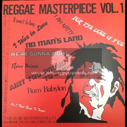 Joe Gibbs-Lp-Reggae Masterpiece Vol. 1 / Various Artist