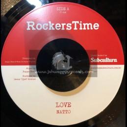 "Rockers Time-7""-Love / Natto"