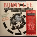 Soul Jazz-Triple-Lp-Bunny Lee: Dreads Enter the Gates with Praise – The Mighty Striker Shoots the Hits!
