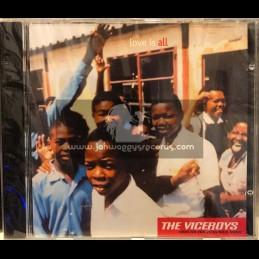 Sankofa Blackstar-CD-Love Is All / The Viceroys