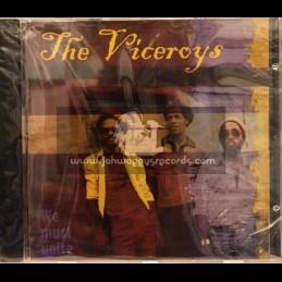 Sankofa Blackstar-CD-We Must Unite / The Viceroys