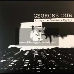 Georges Dub Records-Lp-Alongside Sessions Part 1 / Georges Dub
