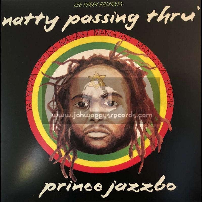 Black Art-Lp-Lee Perry Presents - Natty Passing Thru / Prince Jazzbo