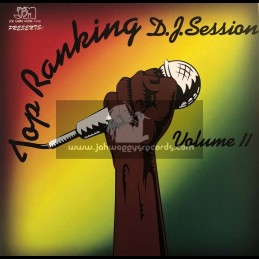 Joe Gibbs-Lp-Top Ranking Dj Session Vol 2 / Various Artist
