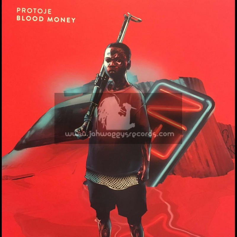 """In Digg Nation-7""""-Blood Money / Protoje"""