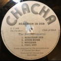 Cha Cha Music-Lp-Reaction In Dub / The Revolutionaries