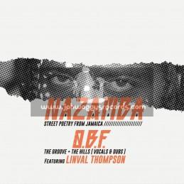 """OBF Records-12""""-The Hills / Nazamba Feat. Linval Thompson + The Groove / Nazamba"""