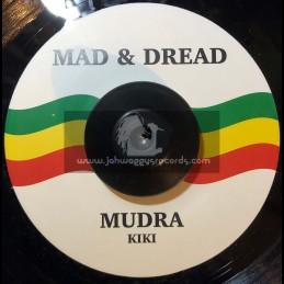 """Mad & Dread-7""""-Murdra / Kiki"""