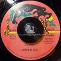 "Jungle Royalty Records-7""-Call Me / Super Black"