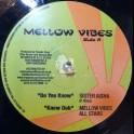 """Mellow Vibes-12""""-Do You Know / Sister Aisha + Promise / Sister Aisha"""