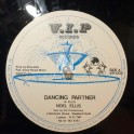 "V.I.P Records-12""-Dancing Partner / Noel Ellis + Dreadlocks Time / Noel Ellis"