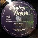 "Indica Dubs-10""-False Rasta / Earl Sixteen + Fret Not / Culture Freeman"