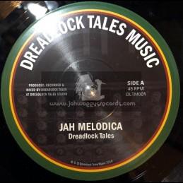 "Dreadlock Tales Music-7""-Jah Melodica / Dreadlock Tales"