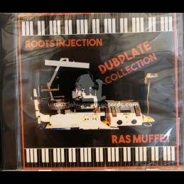 Rod And Staff-CD-Dubplate Collection / Roots Injection - Ras Muffet