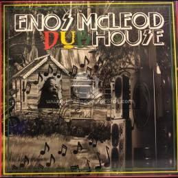 Amussu Music-Lp-Dub House / Enos Mcleod
