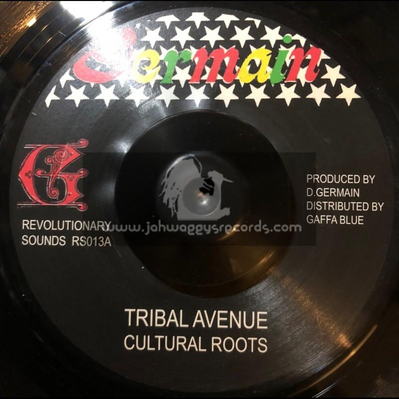 "Germain Disco 45-7""-Tribal Avenue / Cultural Roots"