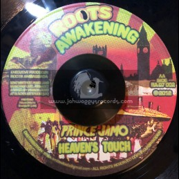 "Roots Awakening-7""-Heavens Touch / Prince Jamo"
