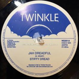"""Twinkle-12""""-Jah Dreadful / Spliffy Dread"""