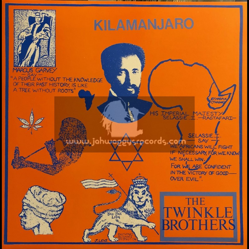 The Twinkle Brothers-LP-Killamanjaro / The Twinkle Brothers