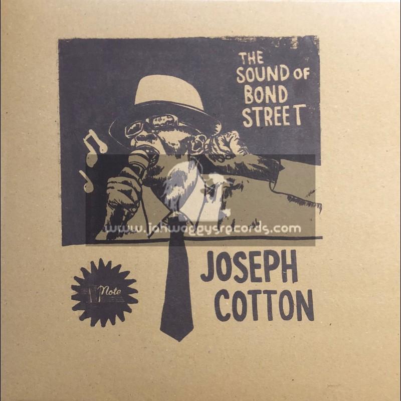 High Note Records-Lp-The Sound Of Bond Street / Joseph Cotton