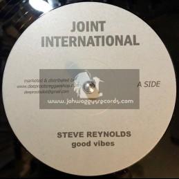"Joint International-10""-Good Vibes / Steve Renolds"