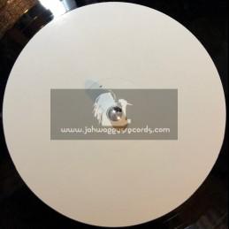 """Woodland Records-10""""-Take A Stand / Dub Kazman + Downfall / Woodland Sound"""