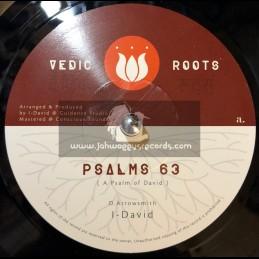 "Vedic Roots-7""-Psalms 63 / I-David"