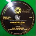 "Dubshop.NL-12""-Jah Live / Bunnington Judah + As Above So Below / High Elements"