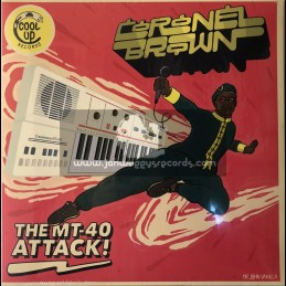 "Cool Up Records-12""-The MT-40 Attack / Coronel Brown"