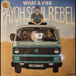Cool Up Records-Lp-What A Vibe / Payoh SoulRebel