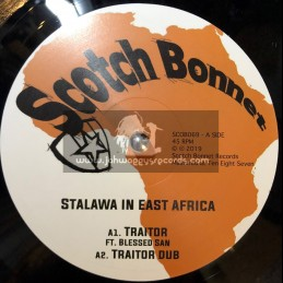 "Scotch Bonnet-12""-Stalawa In East Africa"