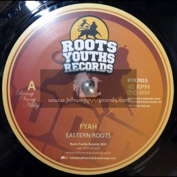 """Roots Youths Records-7""""-Fyah / Eastern Roots"""