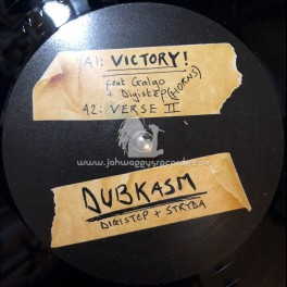 "Sufferahs Choice Recordings-12""-Victory Ft. Galgo (Horns) + Digistep (Sax)"
