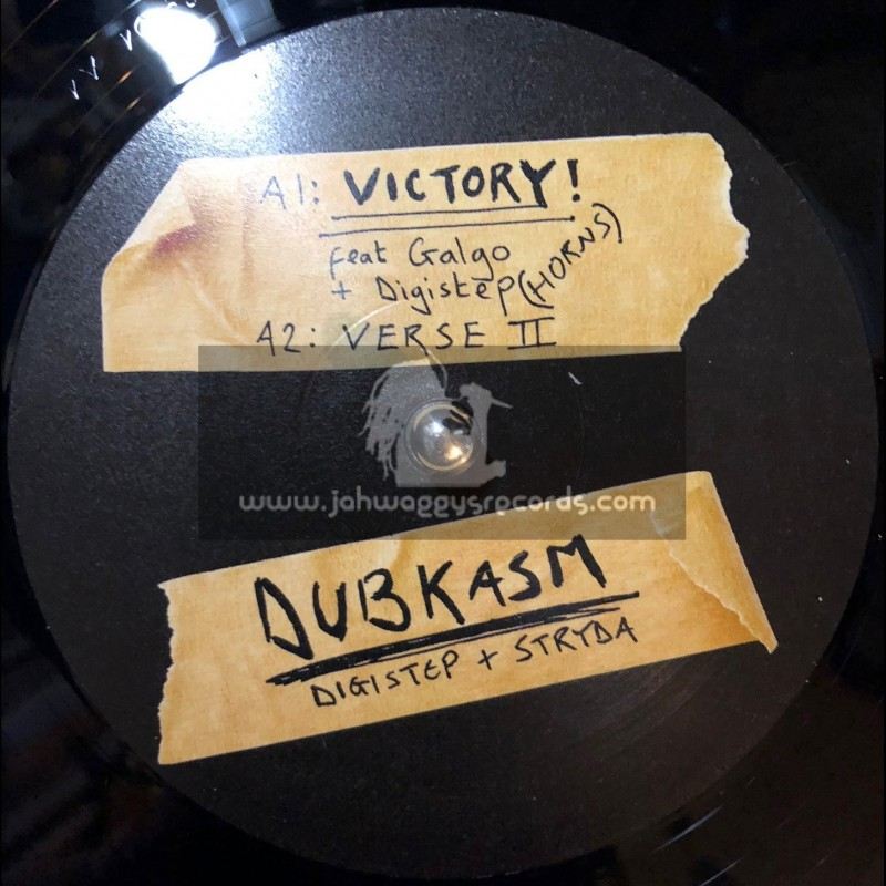 "Sufferahs Choice Recordings-12""-Victory Ft. Galgo (Horns) + Digistep (Sax)"