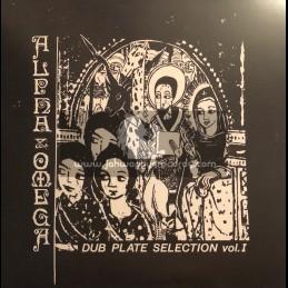 Mania Dub-Lp-Dub Plate Selection Vol. 1 / Alpha & Omega