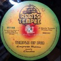 """Roots Temple-7""""-Temple Of Dub / Empress Shema Meets Chazbo"""