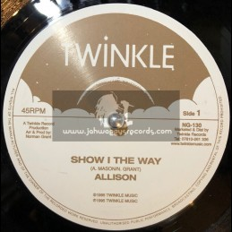 "Twinkle Brothers-12""-Show I The Way + Sorrow / Allison"