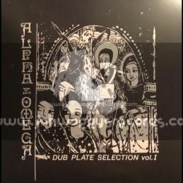 Mania Dub-CD-Dub Plate Selection Vol. 1 / Alpha & Omega