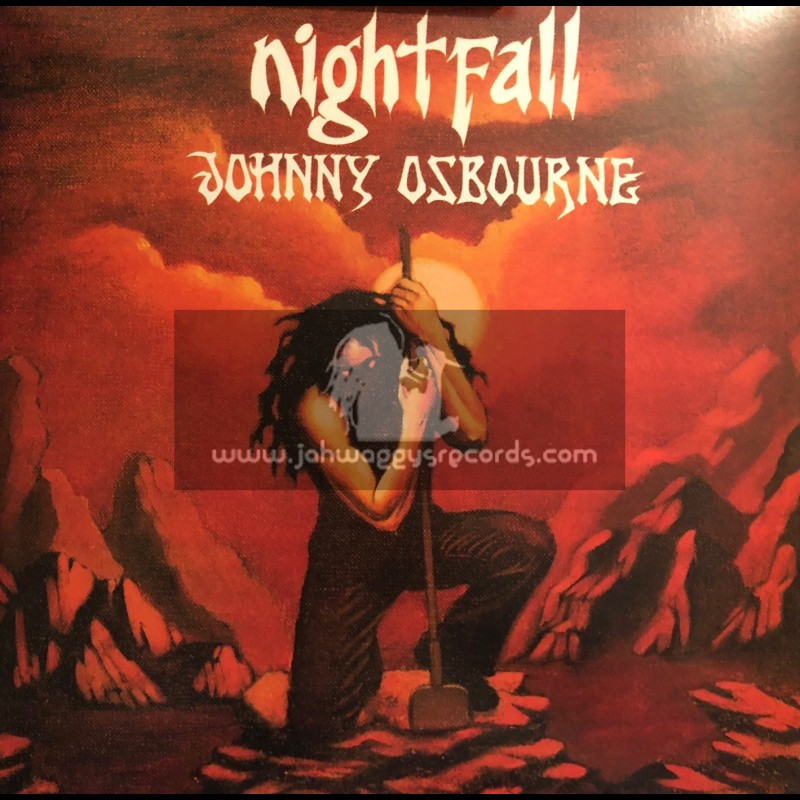 Jah Guidance-Lp-Nightfall / Johnny Osbourne