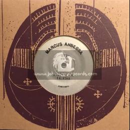 "Zam Zam-7""-March Of The Falasha / Marcus Anbessa + Creator / Marcus Ambessa"