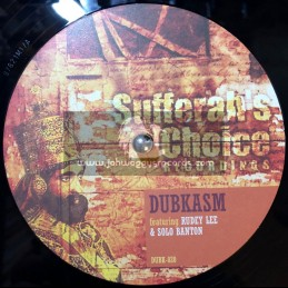 """Sufferahs Choice Recordings-12""""-Emotion / Rudey  Lee + Are You Ready / Solo Banton"""