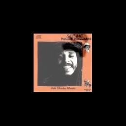 JAH SHAKA MUSIC-LP-SEE ME / WILLIE WILLIAMS
