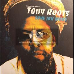 Reggae Remedy-LP-Love Jah More / Tony Roots