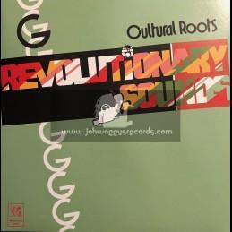 Revolutionary Sounds-Lp-Cultural Roots - Vocal