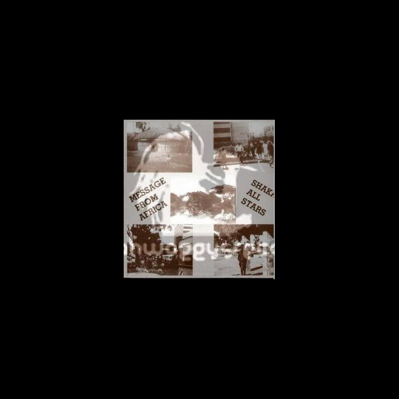 JAH SHAKA MUSIC-LP-MESSAGE FROM AFRICA / SHAKA ALL STARS