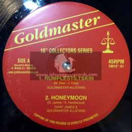 "Goldmaster-10"" Collectors Series / Various Artist"
